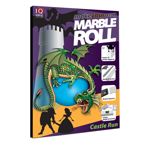 imaginarium marble race assembly instructions